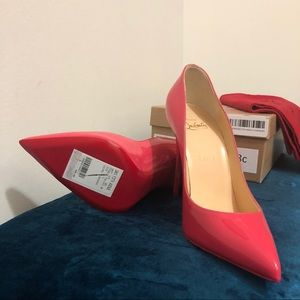 Authentic Christian Louboutin Pigalle.